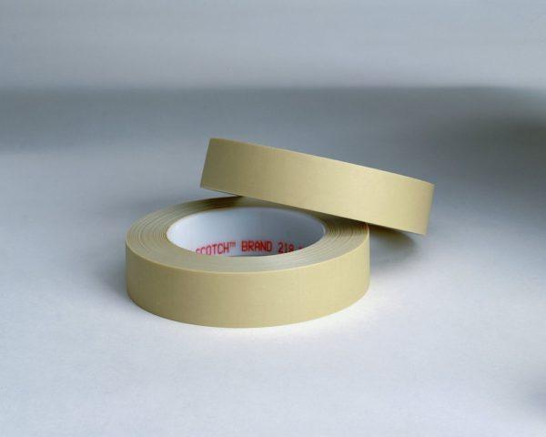 3M Fine Line Masking Tape Beige, 12mm x 32.9m Roll (06522)