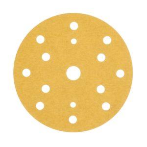 3M™ Hookit™ Abrasive Disc 255P+, 150 mm, 15 Hole, P120, PN50445